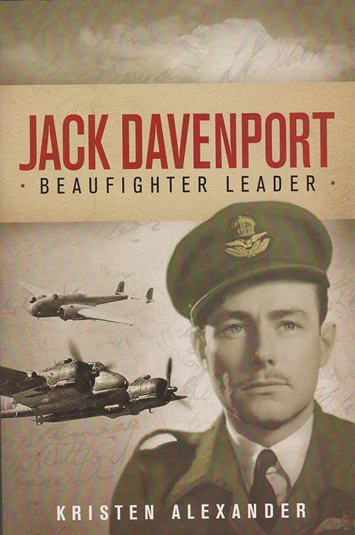 Jack Davenport Beaufighter Leader
