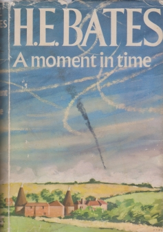 One of my all time favourite books. H E Bates' A Moment in Time precipitated my interest in the Battle of Britain. A rereading in 2008, after finishing Jack Davenport Beaufighter Leader, led, six years later, to the release of Australia's Few and the Battle of Britain. (September 2014)