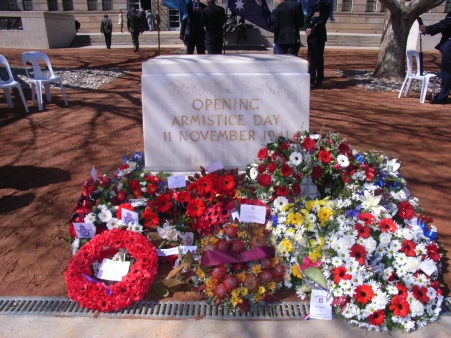 Battle of Britain commemoration, AWM