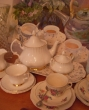 Some more little treasures from my china cabinet